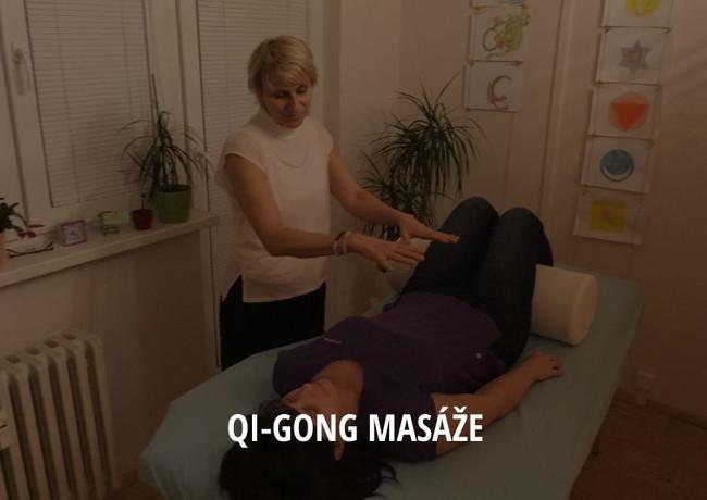 qi-gong masáže