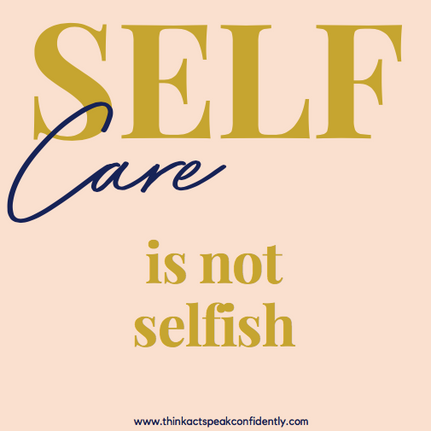 How To Create Self Care For Yourself
