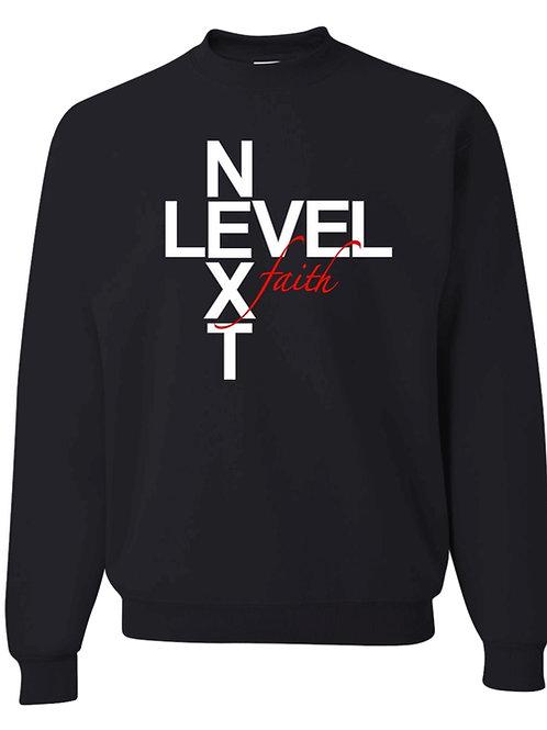 Next Level Faith Crew-Neck Sweatshirt