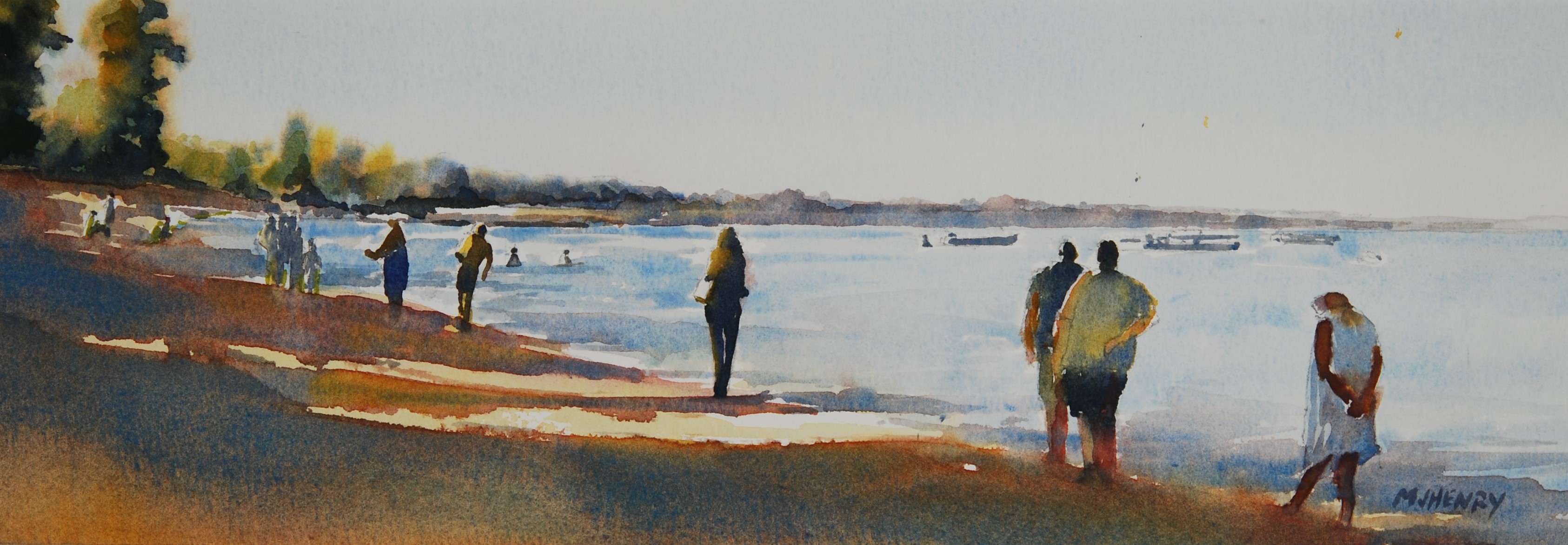 Beach Walkers (sold)
