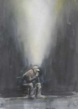 Light Splits the Dark (nfs)