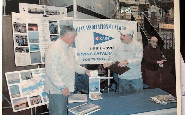 CANE Remembers Commodore Jim McCarthy