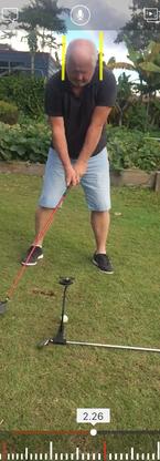 Golf steady head series 1/8