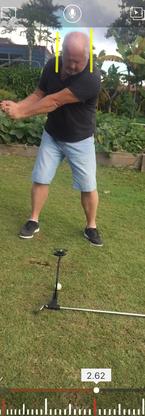 Golf steady head series 3/8