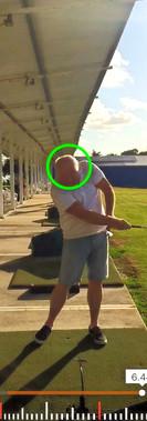 Golf swing series 7/7
