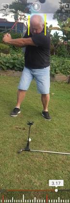 Golf steady head series 6/8