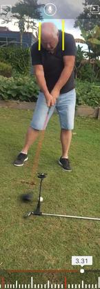 Golf steady head series 7/8