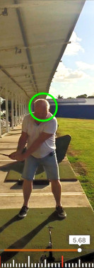 Golf swing series 3/7