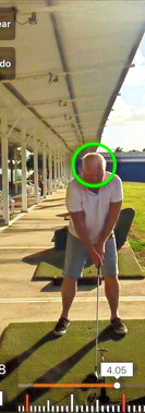 Golf swing series 1/7