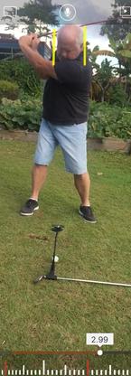 Golf steady head series 5/8