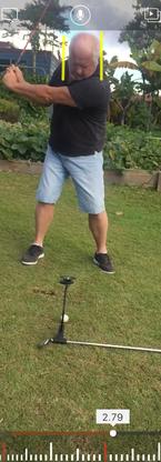 Golf steady head series 4/8