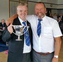 Men's Championshiop Trophy