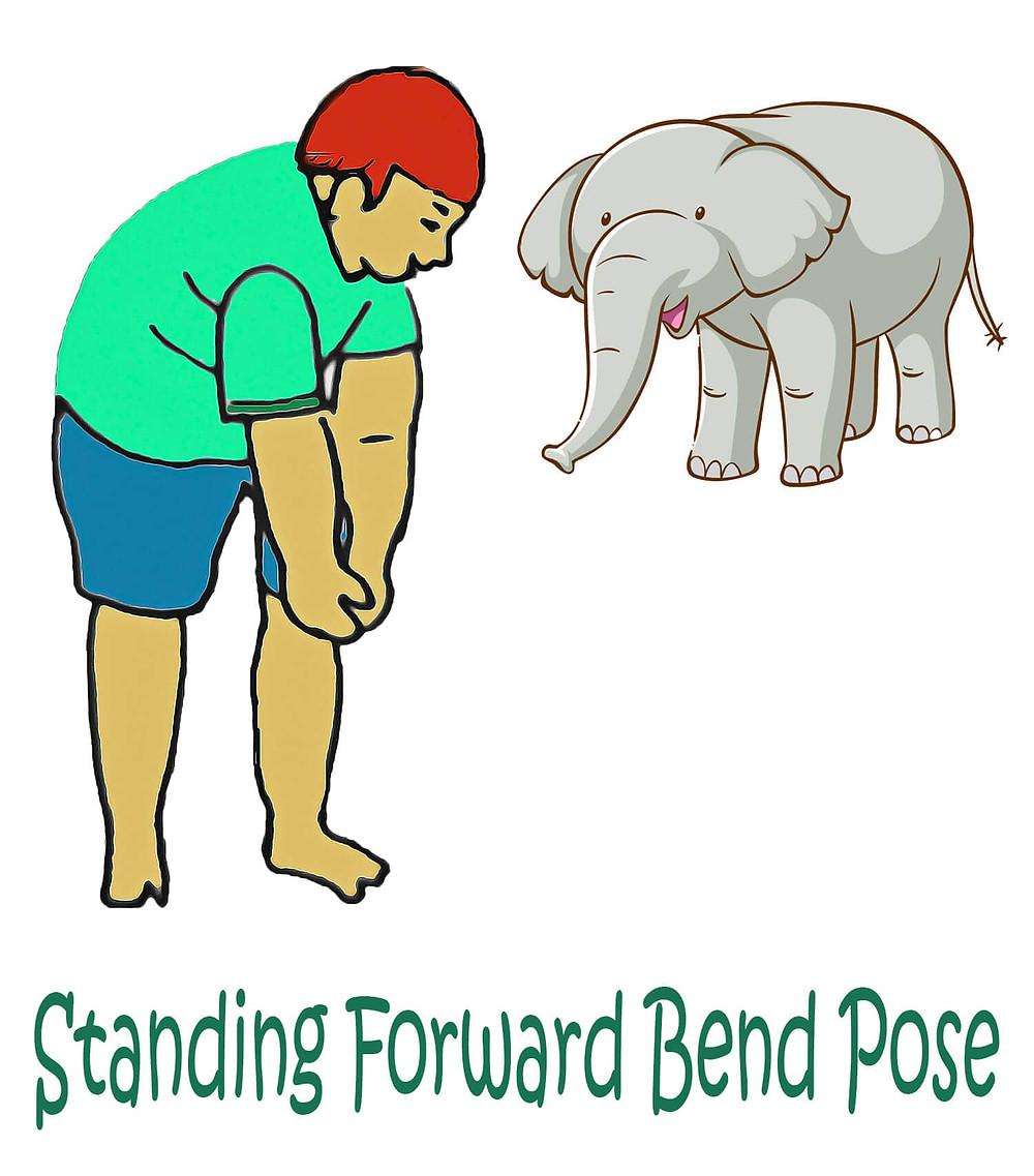 elephant-pose-yoga