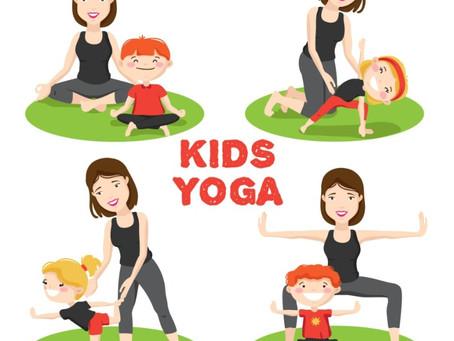 60 Easy Yoga Poses For Kids