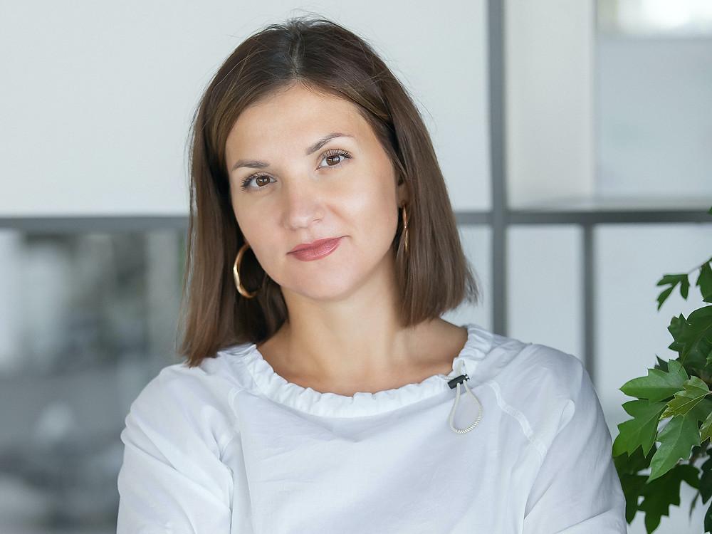 Aleksandra Sulimko, TheSoul Publishing's HR Director