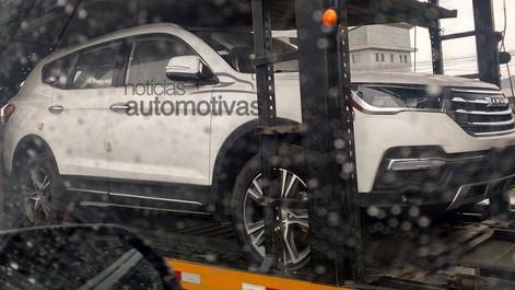 Lifan X80: SUV chinês começa a ser distribuído via Uruguai