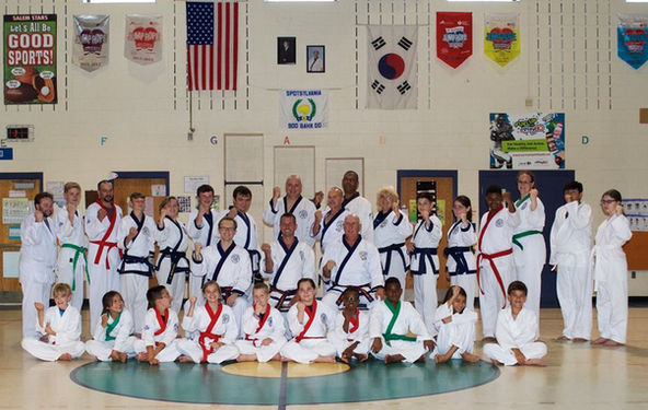 SooBahk! Great Clinic with the Masters!.