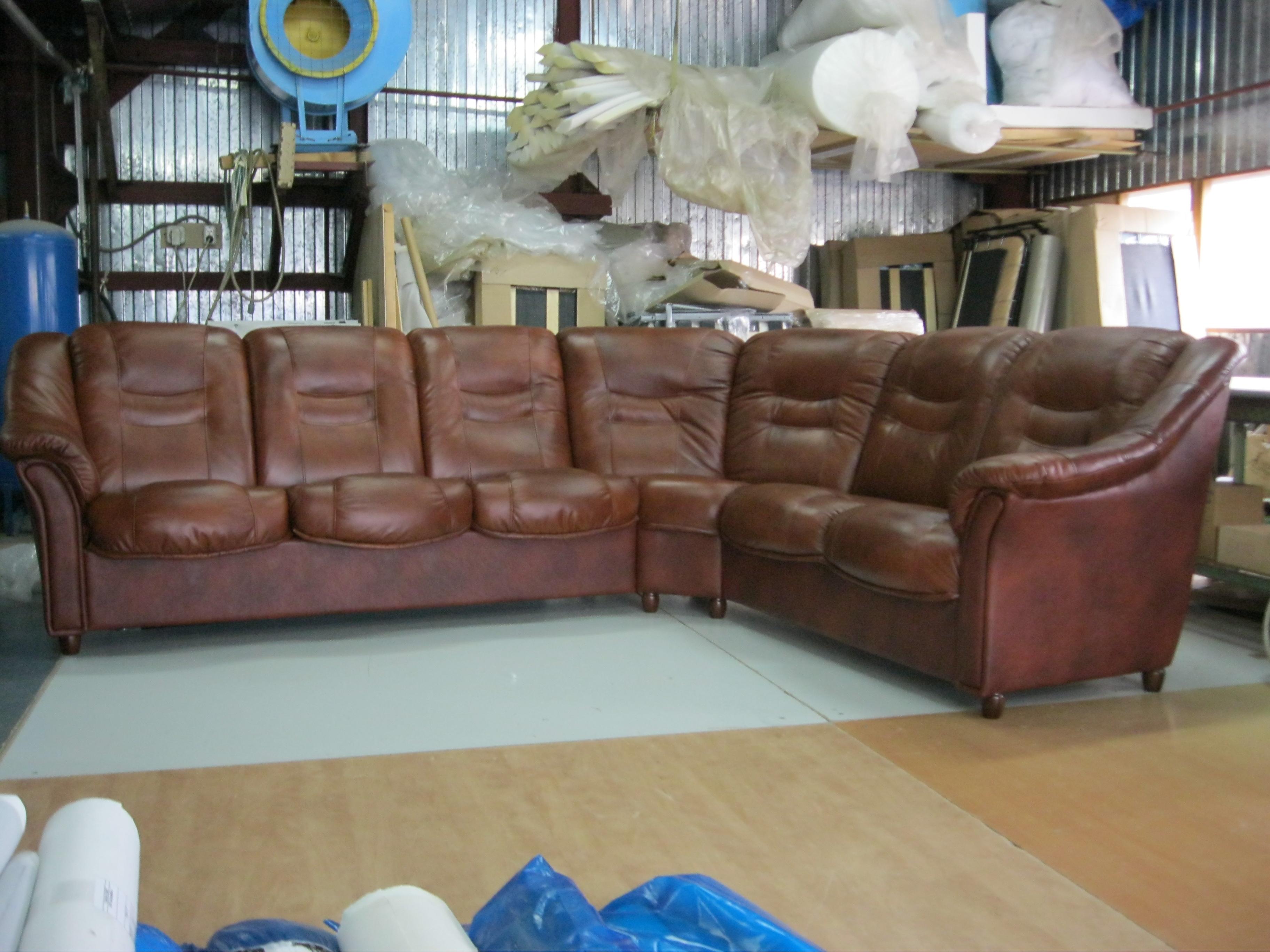 Каролин угловой диван