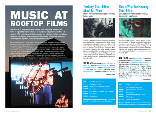 Full-Page Ad |  Film Page