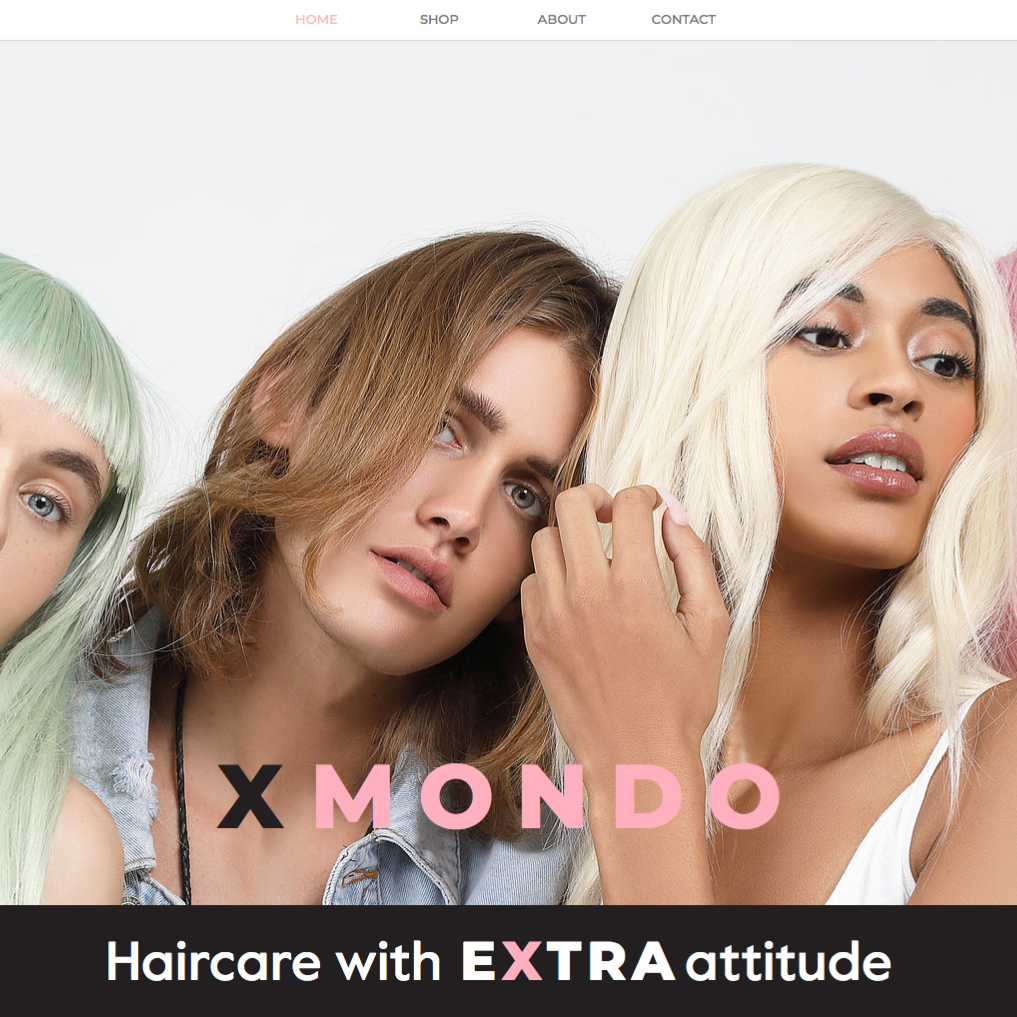 X MONDO HAIR