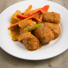 NEW! Curry Wings