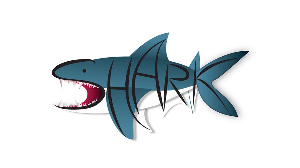 Shark | Word Shape