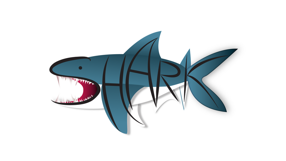 Shark   Word Shape