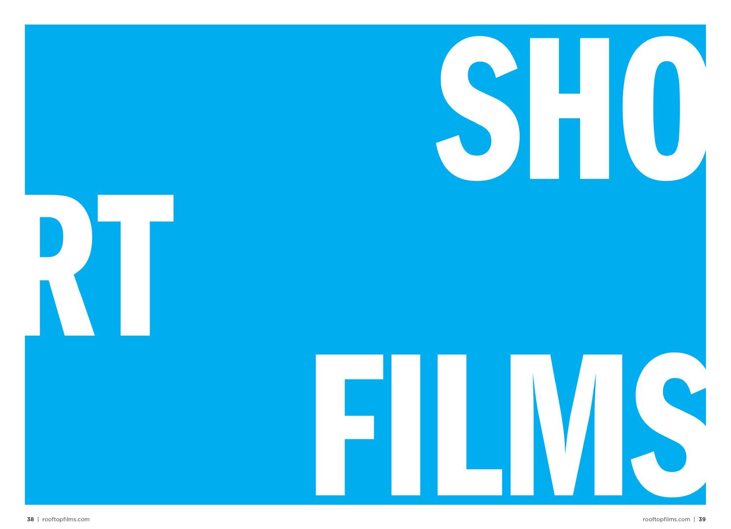 Short Films Intro Spread