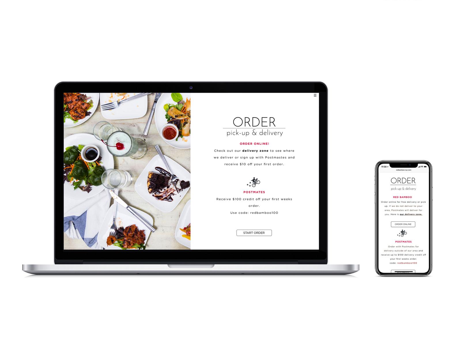 Mark DelGallo | Web Design | Red Bambo | New York, NY