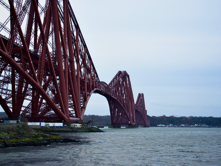 Recent trip to Queensferry