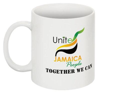 Unite Jamaica People Mug