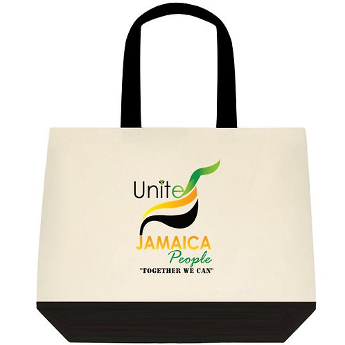 Unite Jamaica People Tote Bag