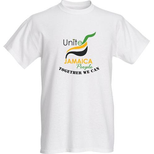 Unite Jamaica People Cotton T-Shirt