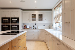 Bespoke Oak and Paint Kitchen 2