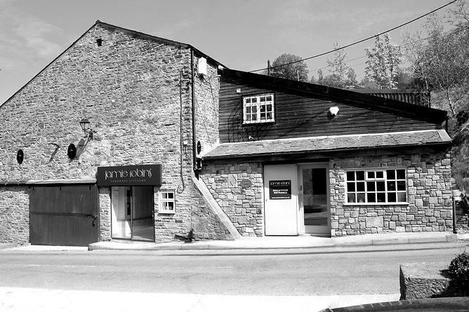 Jamie Robins Showroom at the Old Brickworks,  Bakestonedale Road, Pott Shrigley, SK10 5RX