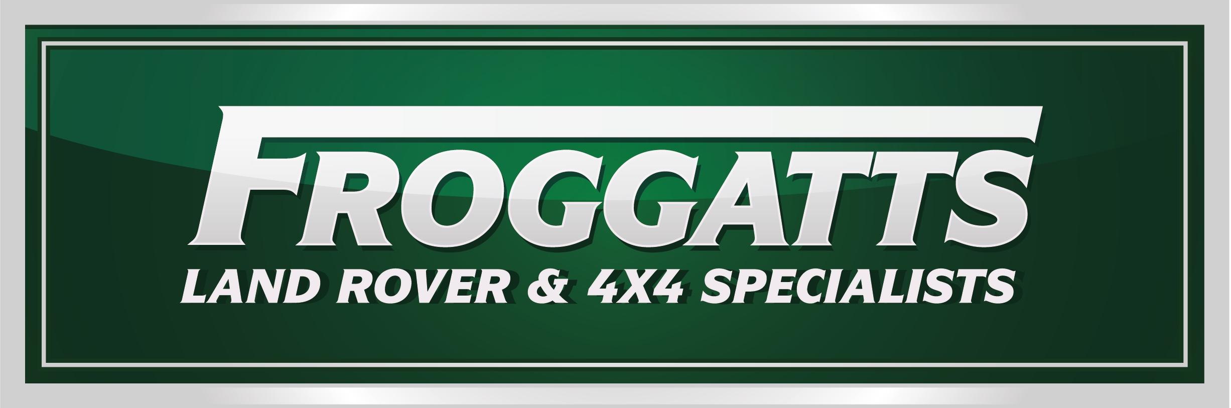 Froggatts Wild Boar Sponsor