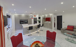 Bespoke Contemporary Gloss Kitchen