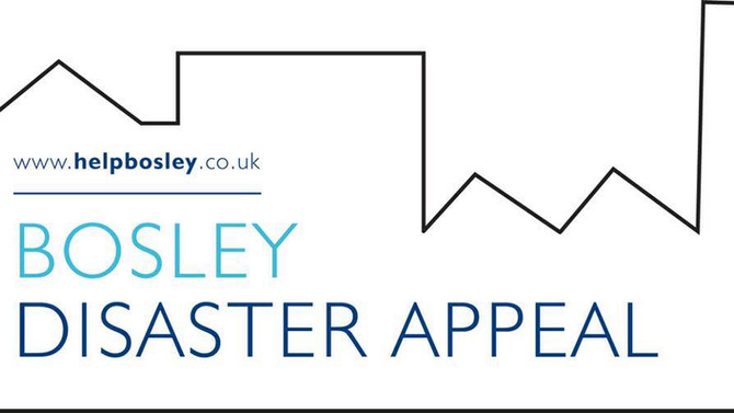 Help Bosley Fundraising Shoot