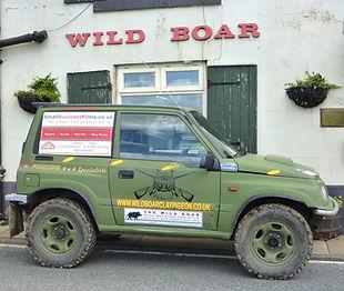 Wild Boar Clay Pigeon Club Shoot Cheshire