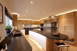 Bespoke Contemporary Kitchen