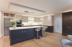 Bespoke Shaker Painted Kitchen