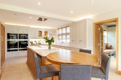 Bespoke Oak and Paint Kitchen