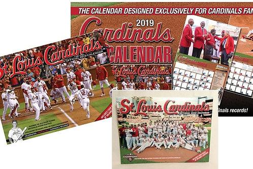 St. Louis Cardinals Official 2021 Calendar
