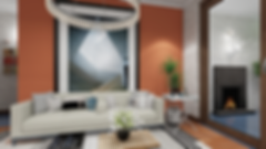 Pamela's Penthouse with Complete furnish