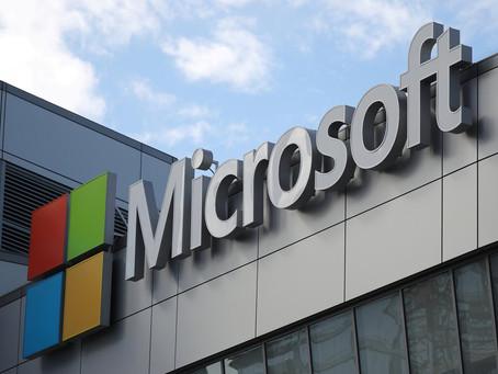 【經濟】微軟進駐大馬設區域數據中心