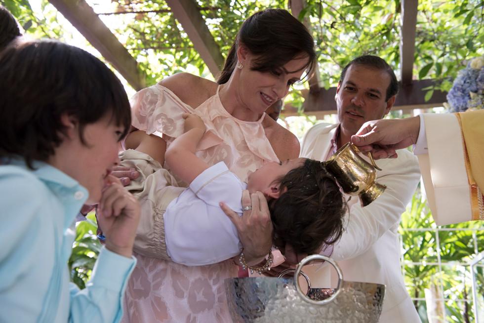 Bautizo, Baptism