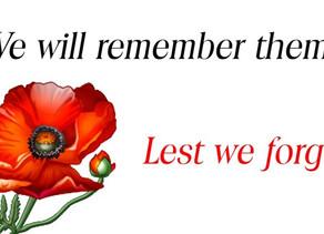 3rd Woodthorpe Online Rememberance Service