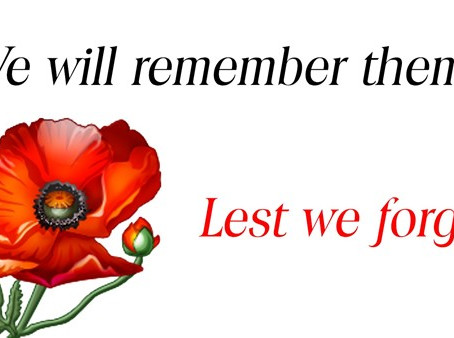 3rd Woodthorpe Online Rememberance Service