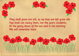 We will remember them........Lest we forget
