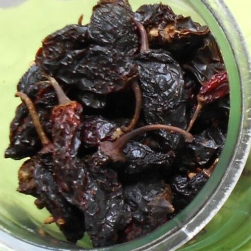 Chipotle chillies